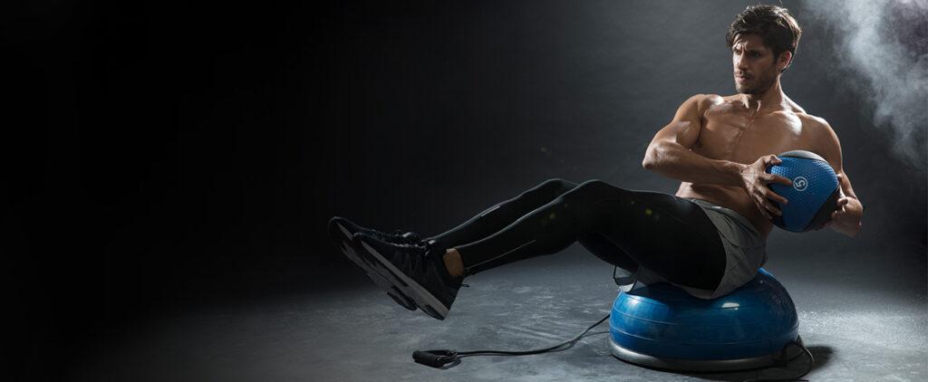 Rutina de fuerza para entrenar en casa
