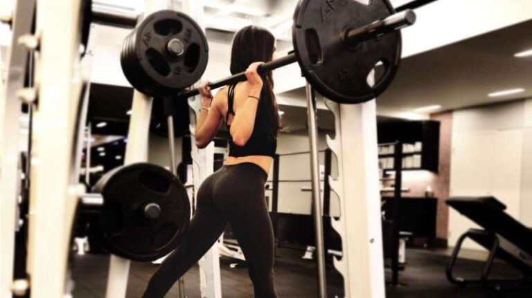 Rutina para mujeres énfasis pierna