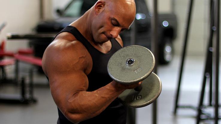 5 rutinas para unos bíceps perezosos (Christian Thibaudeau) 3