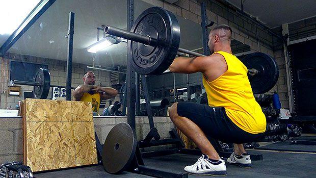 En defensa del peso muerto con la espalda doblada (Bret Contreras) 1