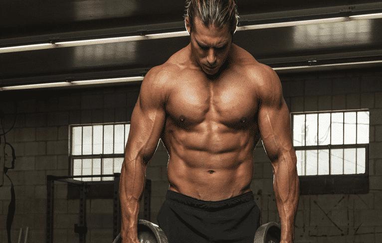 Entrena pesado para una mayor definición muscular 1