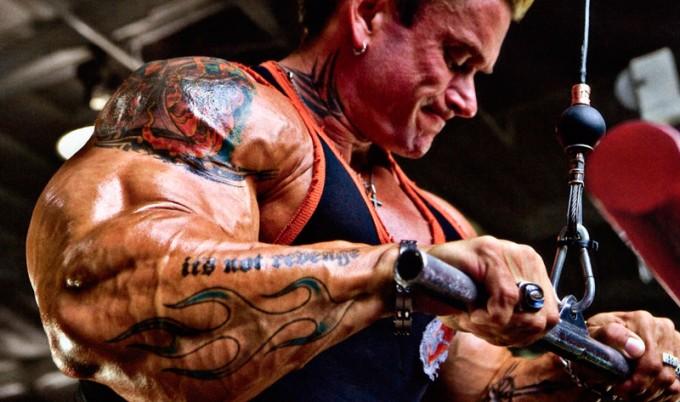 Enfrentarse con cojones a una lesión (Matt Kroc) 1