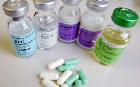 Esteroides que no suprimen el eje 2