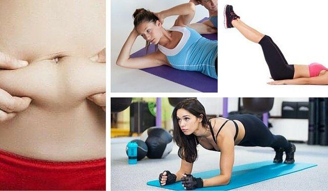 Los ejercicios abdominales no queman la grasa abdominal 5