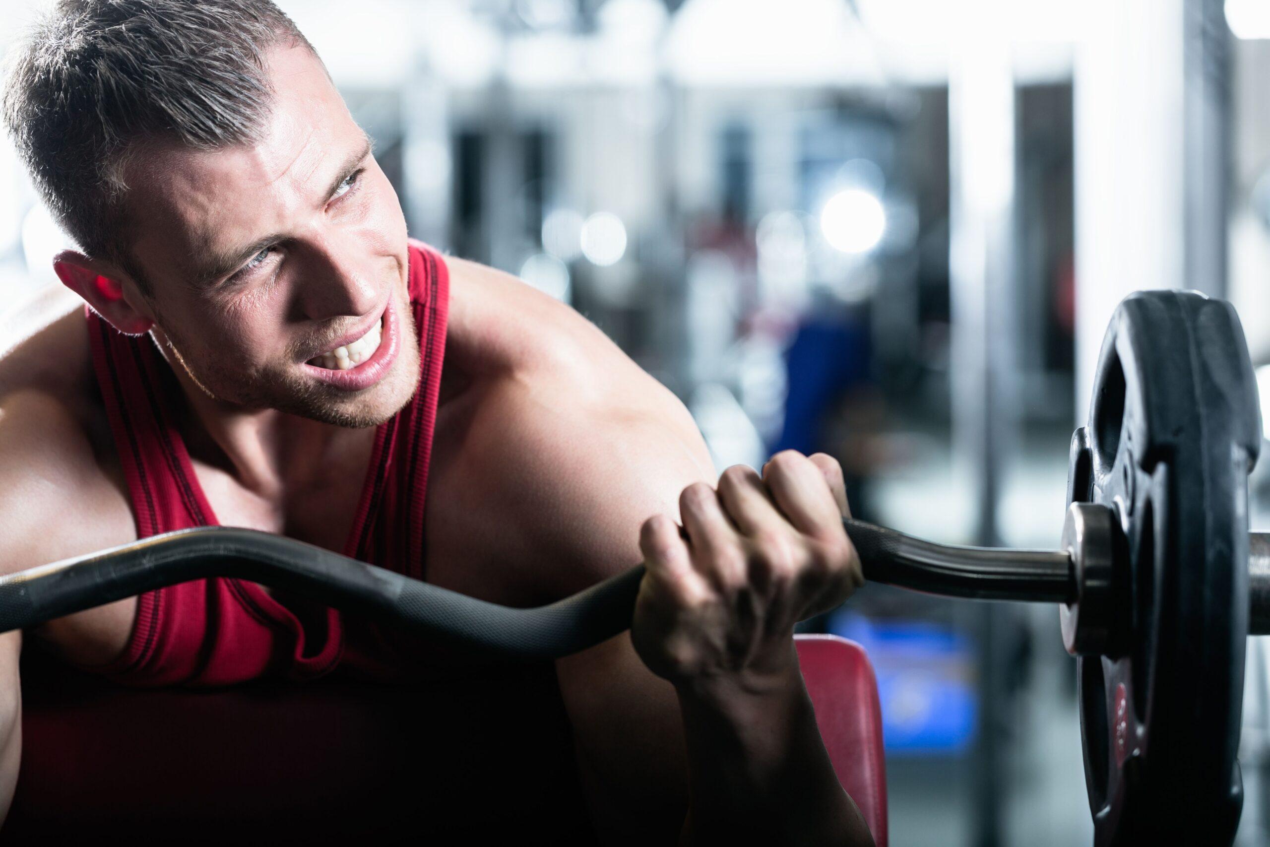 Si quieres unos bíceps más fuertes, entrena tus piernas 5