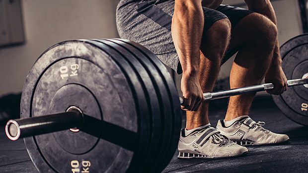 Rutina torso-piernas para fuerza 1