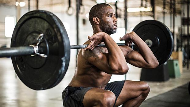 Entrenamiento con pesas para perdida de grasa 6