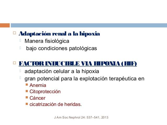 Hipoxia terapéutica | . 1