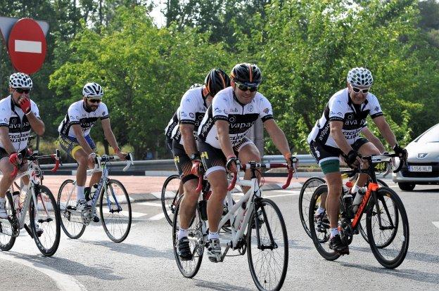 La parálisis del ciclista | | 1
