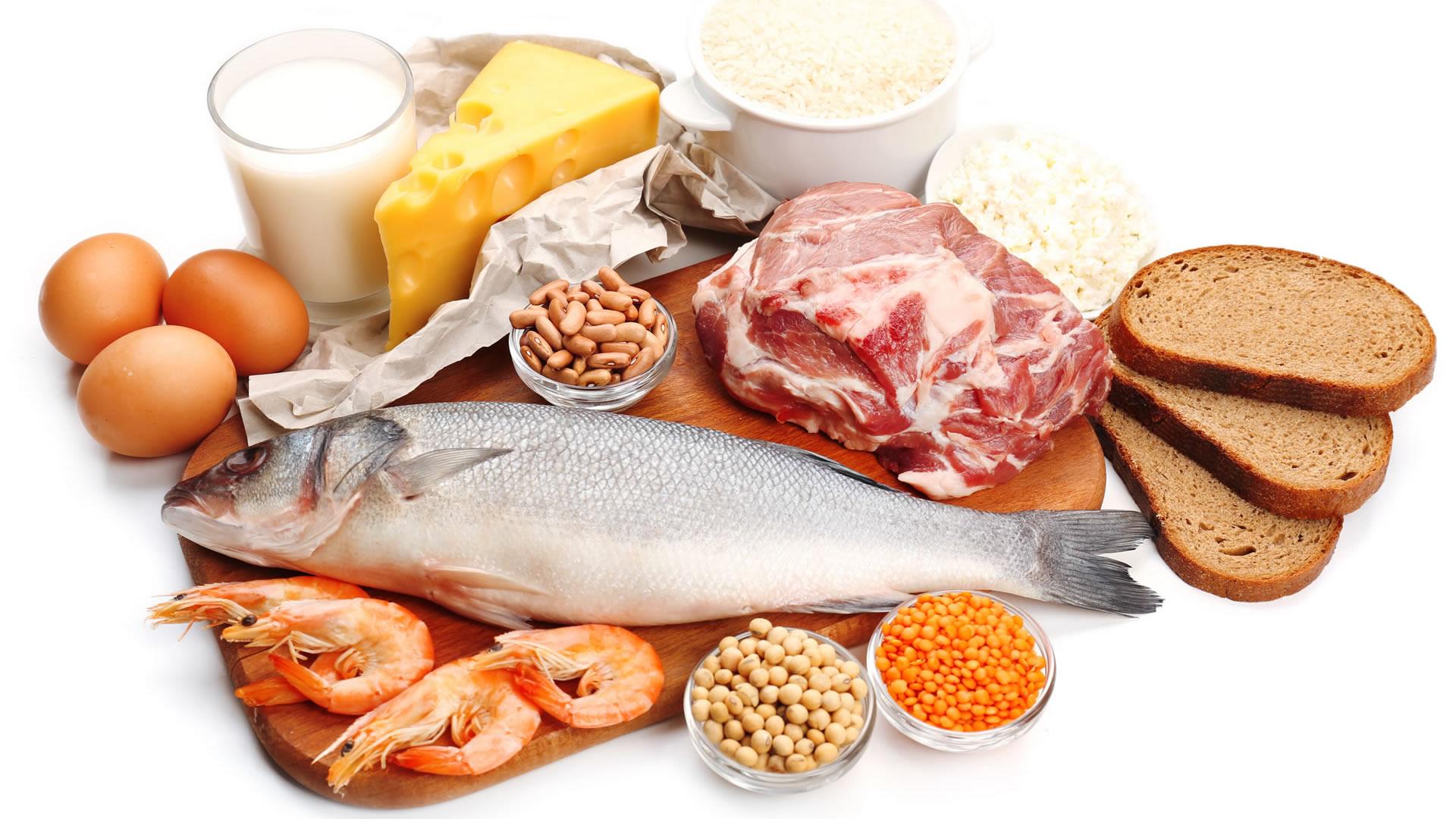 Las proteínas – . 1
