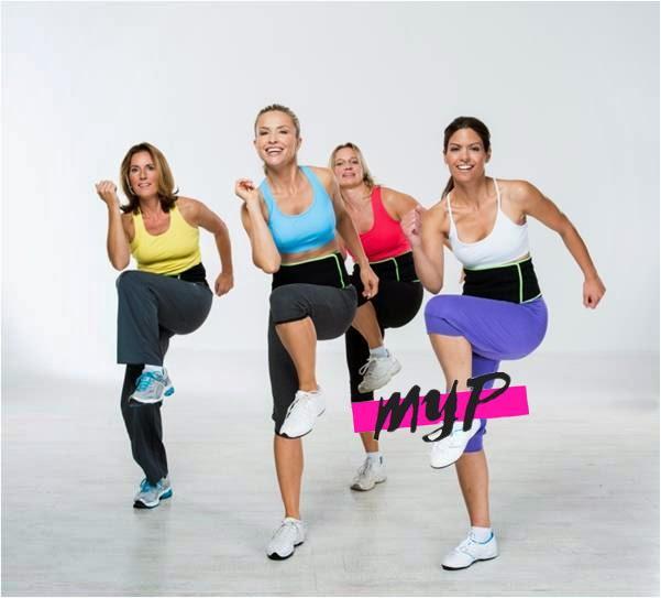Actividad física aeróbica 7