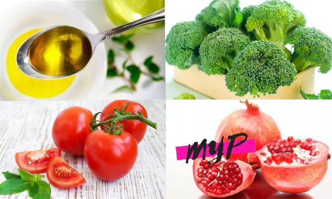 Alimentos que ayudan a prevenir el cáncer 5