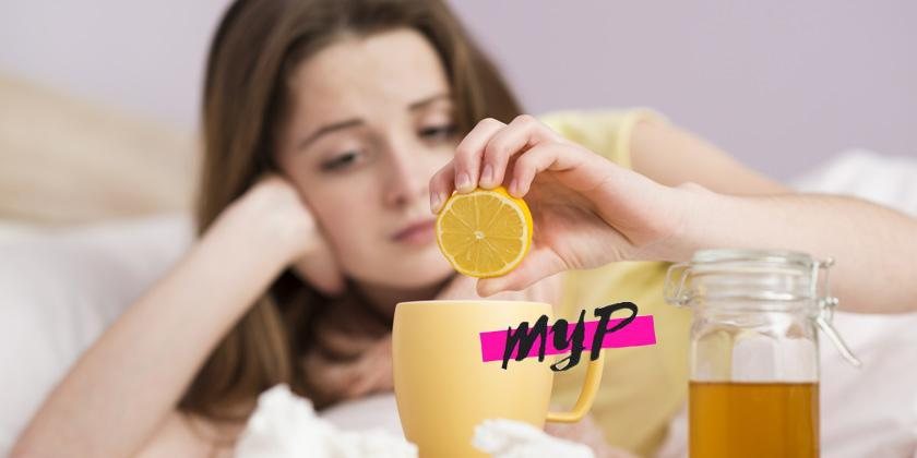 Alivie el dolor de garganta en casa 2
