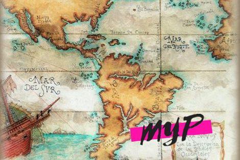 Avanzando mas allá de lo que indica el mapa 4