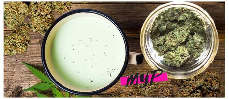 Beneficios de la leche de marihuana 1