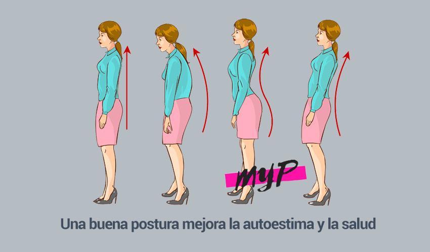Beneficios de una postura correcta 1