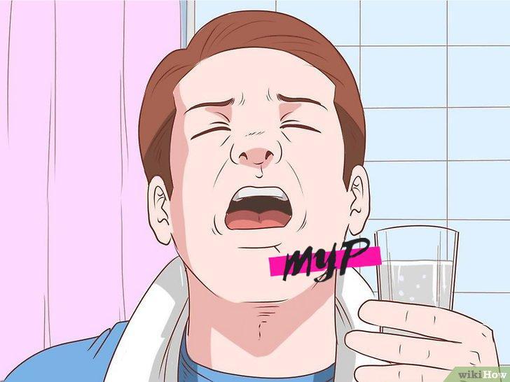 Cómo calmar las molestias de la garganta 3