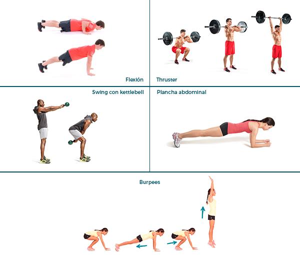 Como estar en forma 1