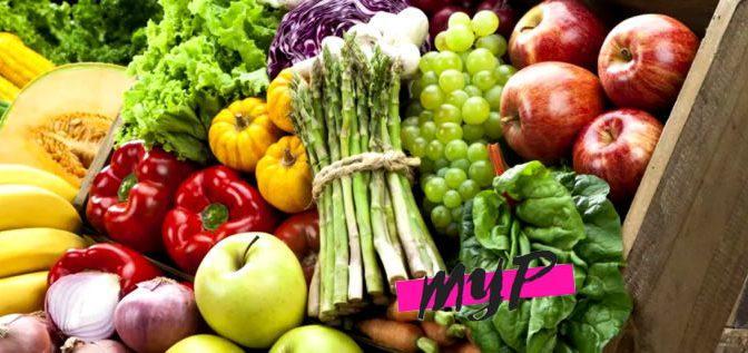 El color de los alimentos y sus nutrientes 1