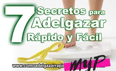 El Secreto para Adelgazar 5