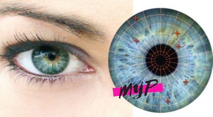 La salud reflejada en el Iris 1