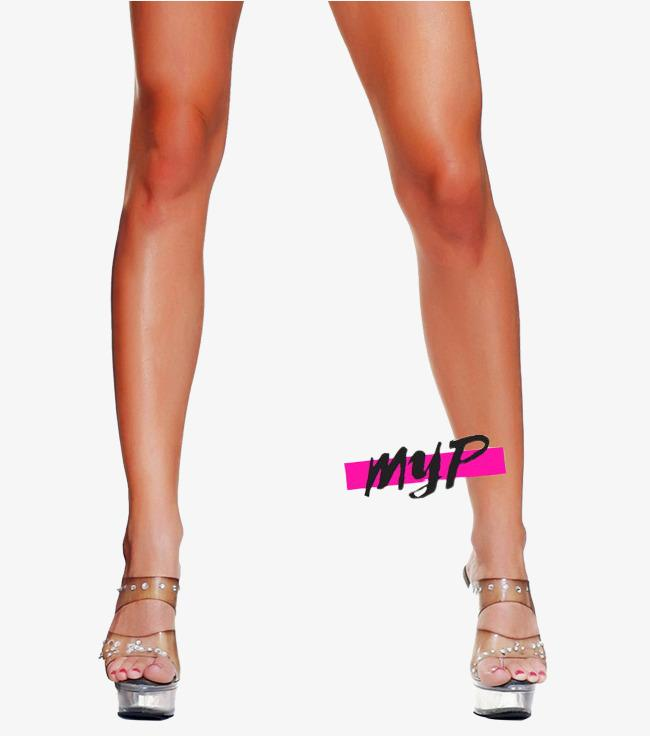 Las piernas en las mujeres 1