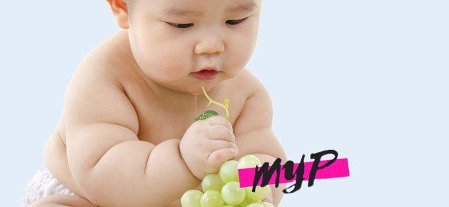 Obesidad en los Bebés 1