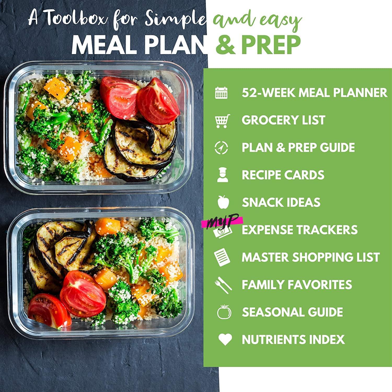 ▷ Planificación de comidas : Hazlo Simple! en 【2020】 2