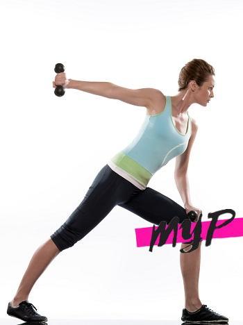 Rutina para tonificar y moldear tus tríceps 1