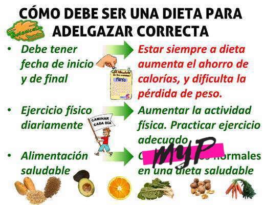 ¿Son recomendables las dietas para adelgazar? 1