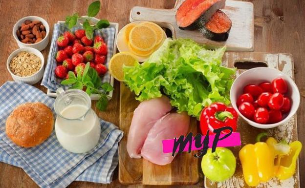 Una dieta idónea 1