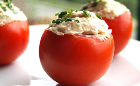 Cinco Recetas para realizar con tomates 1