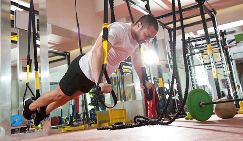 ¿Cuántos ejercicios hacer en el entrenamiento del pecho? 1