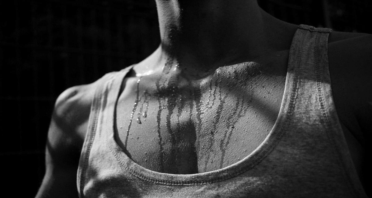 ¿Sudando demasiado en el gimnasio? Lo que significa tu cuerpo 1
