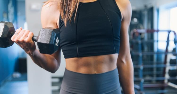 ¿Cómo perder peso con el culturismo? 1