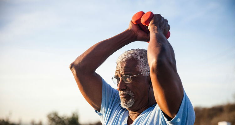 Mantener la masa muscular es fundamental para la longevidad, según un estudio de la USP 1