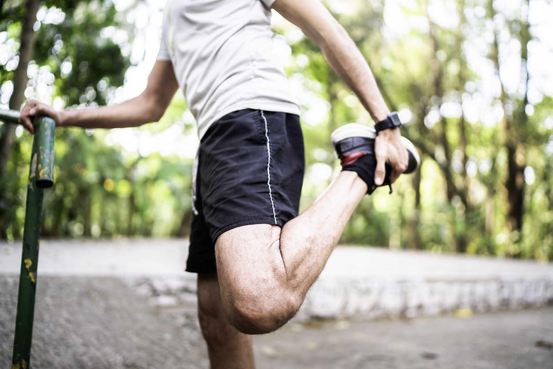 5 ejercicios de estiramiento de miembros inferiores 1