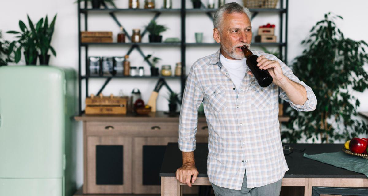 Cómo el alcohol acelera el envejecimiento: 10 formas 1