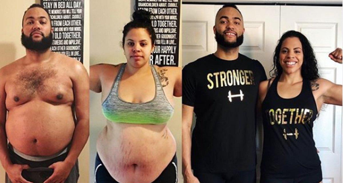 Las 3 estrategias que ayudaron a las parejas a perder más de 90 kilos juntas 1