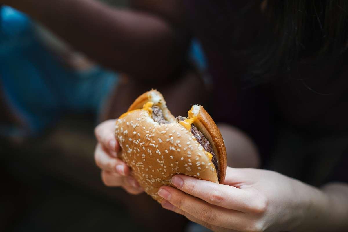 El consumo de alimentos muy procesados casi se duplicó en el grupo de riesgo de pandemia 1