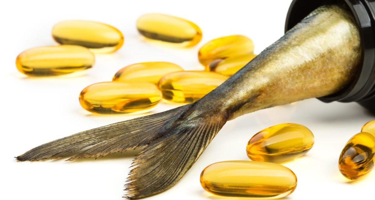 Los suplementos de aceite de pescado reducen el riesgo de muerte prematura, según un estudio 1