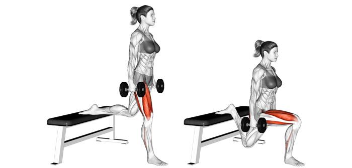5 ejercicios unilaterales para entrenar piernas para la hipertrofia 1