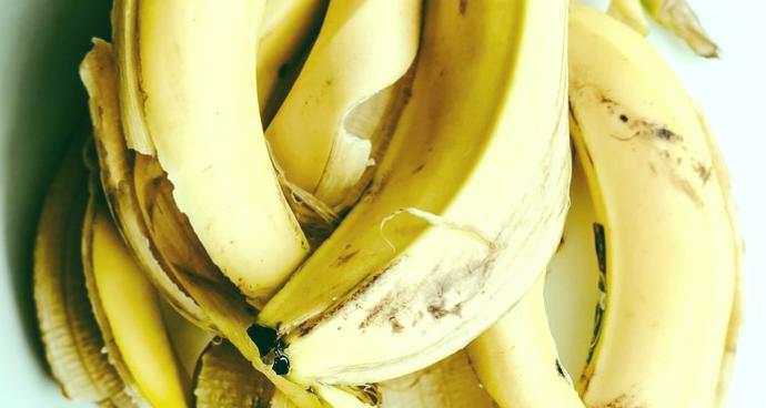 ¿La cáscara de plátano es buena para los pezones agrietados? 1