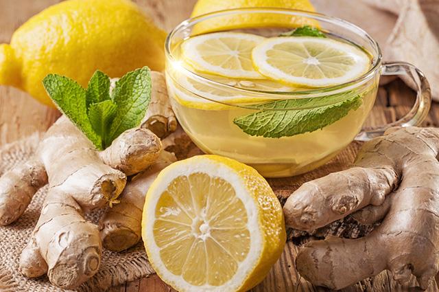 Cómo utilizar el té de jengibre para adelgazar 1