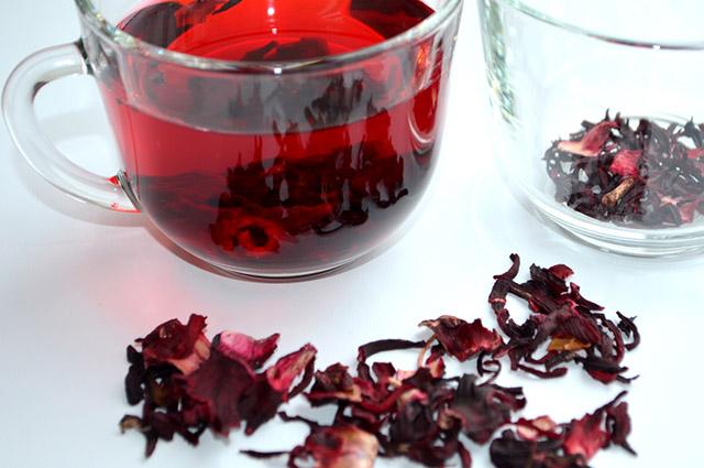 ¿El té de hibisco adelgaza?  - Beneficios del té 1