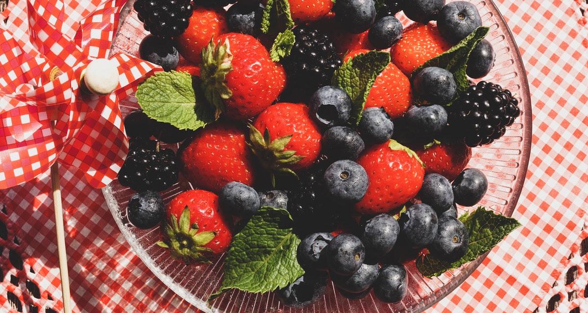 8 frutas de bajo índice glucémico 1