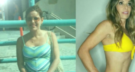 Madre de 51 años cuenta cómo se ve más joven que cuando tenía 30 1