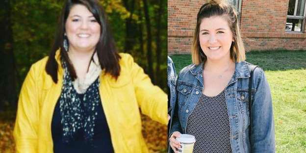 3 cambios simples que te hicieron perder casi 30 kg en 1 año 22