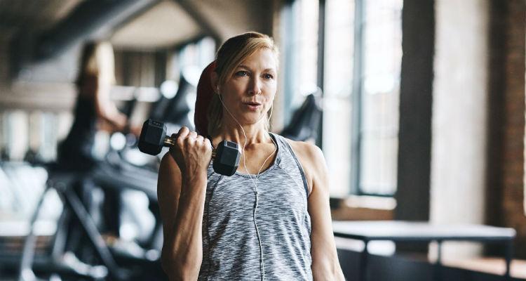 7 consejos para ganar masa muscular después de 40 años 2