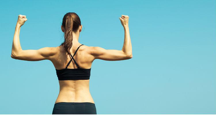 Cómo engordar los brazos: ejercicios, alimentos y consejos 1